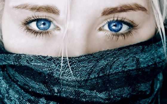 девушка, свет, глазами, взгляд, blonde, art, глаз, голубые, волосы, eyes,