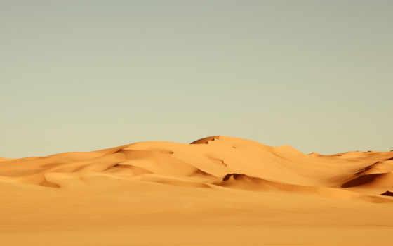 desert, nature