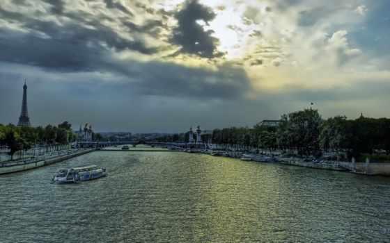 eiffel, atardecer, pinterest, башня, normandia, париж, город,
