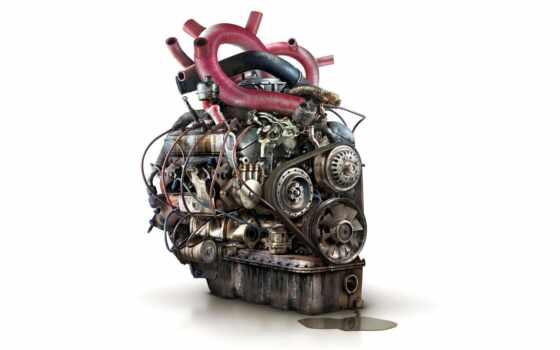 engine, сердце, ремонт