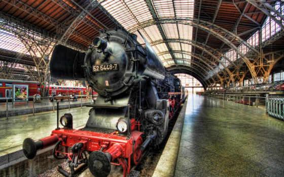 train, steam