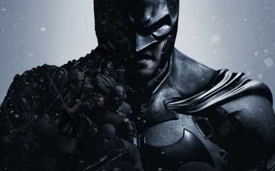batman, arkham, origins, games, город, wayne, bruce, lockdown, игры, action,