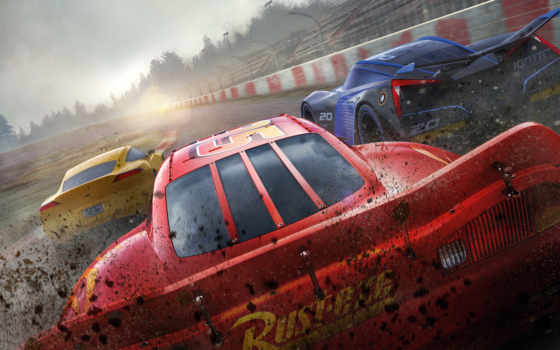 mcqueen, lightning, тачки, cars, кадры, фильма, cruz, ramirejackson, stormz,