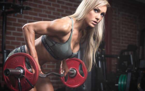 смотреть, blonde, sexy, workout, фитнес, ayre