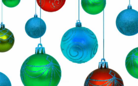 christmas, игрушки