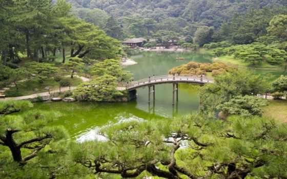 ritsurin, garden, park, kagawa, japanese, япония, takamatsu, wroclaw,