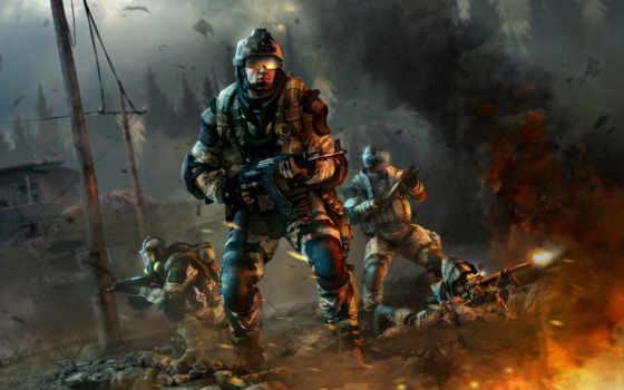 warface, игры, онлайн