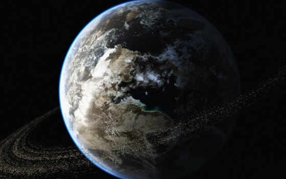 planet, текстура, тест
