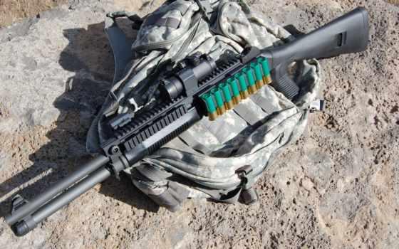 benelli, супер, weapons, acu, пистолет, армия,
