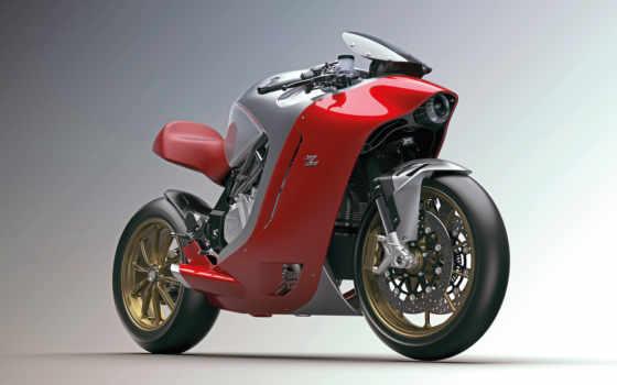 agusta, zagato, мотоцикл, designed, this, дебютный, далее,