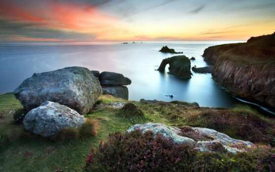 parede, papel, paisagens, natural, naturais, paisagem, coastal, natureza, papéis,