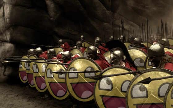 оружие, войны, копья, спартанцев, сниматься, юмор, под, старину, бесплатные, щиты, разные,