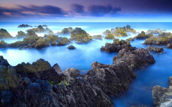 paisajes, fondos, agua, naturaleza, paisaje, gratis, para, azul, pantalla, oceano,