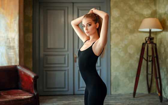 девушка, джордж, chernyad, взгляд, butleg, record, виктории, pichkurovyi, тематика, blonde, victoria