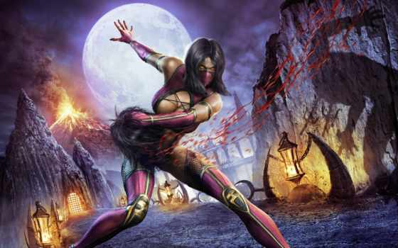mortal, kombat, wallpaper, милена, игры, wallpapers,