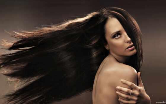 волосы красивые