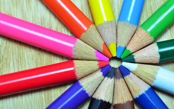 карандаши, канцелярские