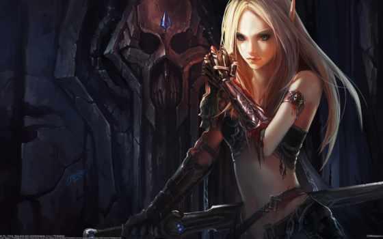 world, кровь, warcraft