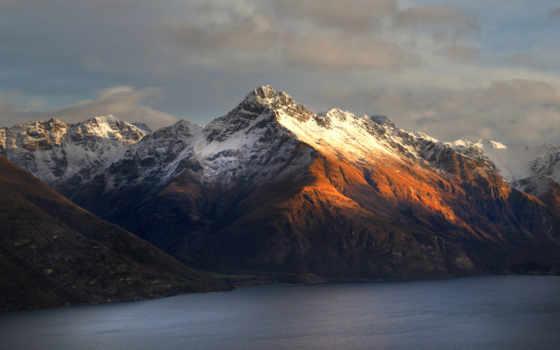 горы, новая, zealand Фон № 99929 разрешение 1920x1200