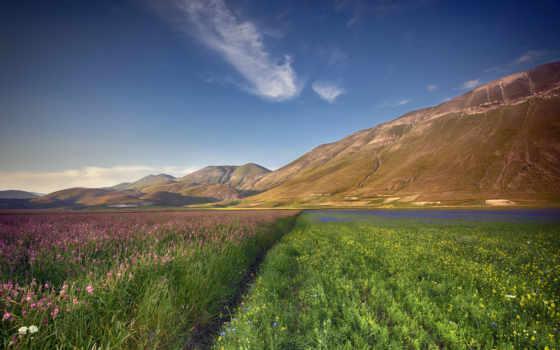 природа, горы, landscape Фон № 102866 разрешение 1920x1200