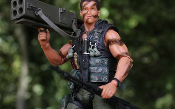 командос, arnold, schwarzenegger, теме, ammunition, рисунок, photos, toy,
