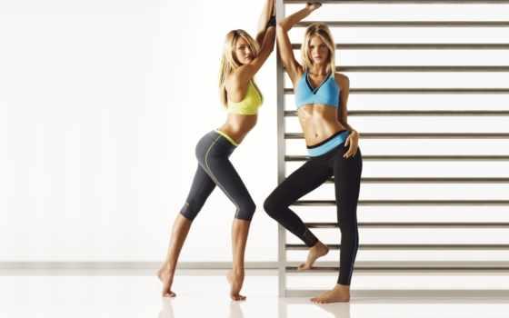 стиле, спортивном, стиль, fashion, модел, гимнастика
