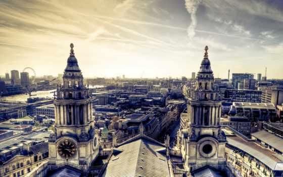 london, город, journey, широкоформатные, hellgate, великобритания, панорама,