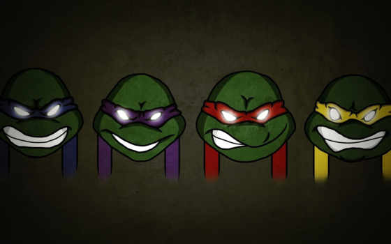 ninja, леонардо, черепашки, donatello, rafael, герои, turtles, mutant, teenage, michelangelo,