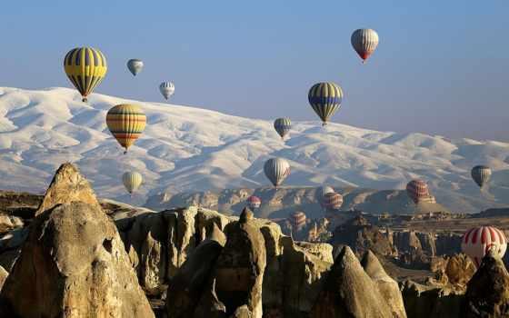 kapadokya, balon, udara, car, insurance, foto, spektakuler, turu, air, yuki,