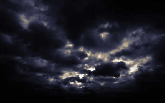 dark, clouds