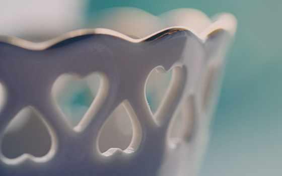 ceramic, макро, чаша, love, ozadja, free, keramika,