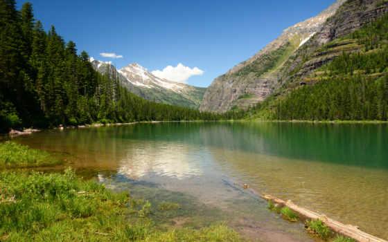 природа, горы, озеро, collector, фотографий, красивых, agua, water,