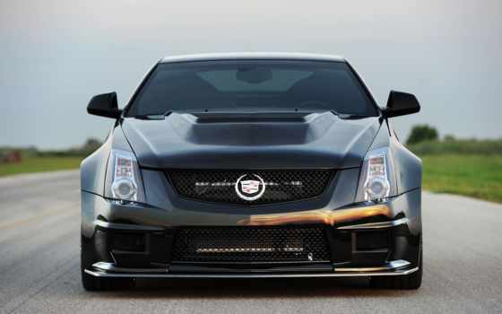 hennessey, vr, coupe, cadillac, twin, turbo, cts,