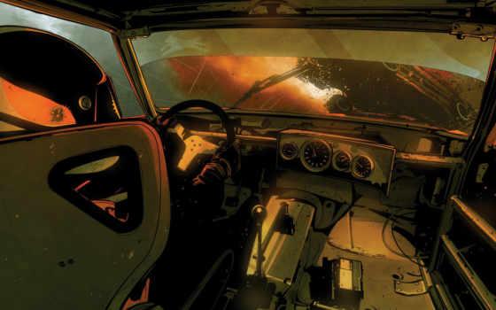 гонка, кабина, вектор, desktop, crash, test, masaüstü,