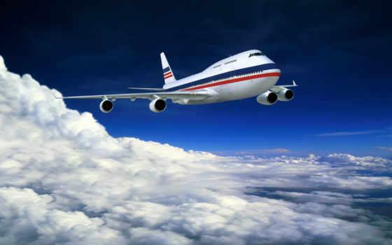 самолёт, небо Фон № 21490 разрешение 1920x1200