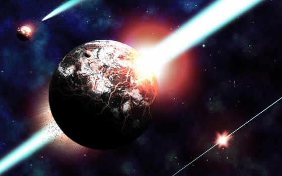 cosmos, уничтожение, планеты