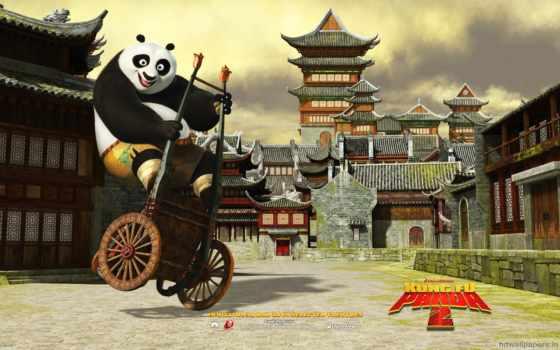 панда, кунг, boo