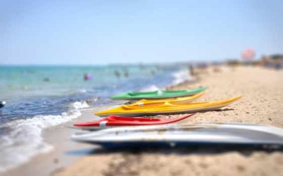сёрфинг, серфинга, доски, побережье, морском, summer, one, пляж,