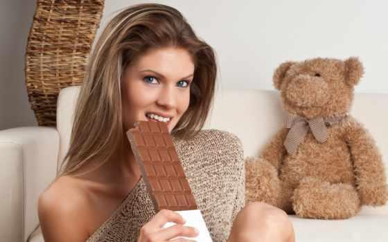chocolate, images, день
