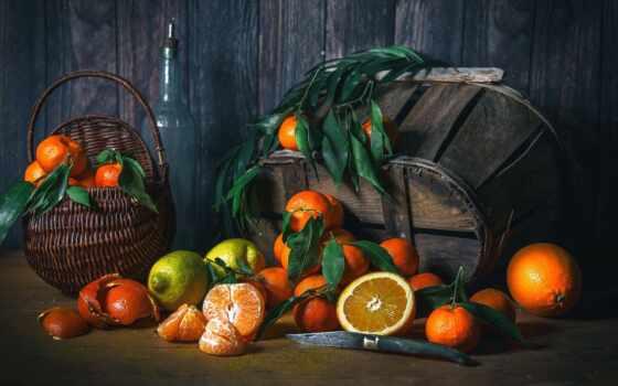 плод, оранжевый, tangerine, натюрморт, цитрус, lemon, pineapple, meal, грейпфрут, appelsina