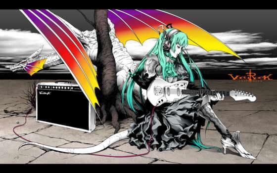 гитара, усилитель