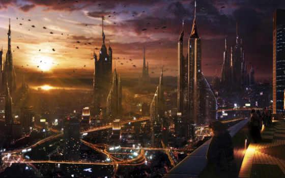 gorod, будущего, города