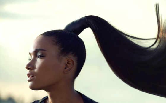 волосы, tail, сделать