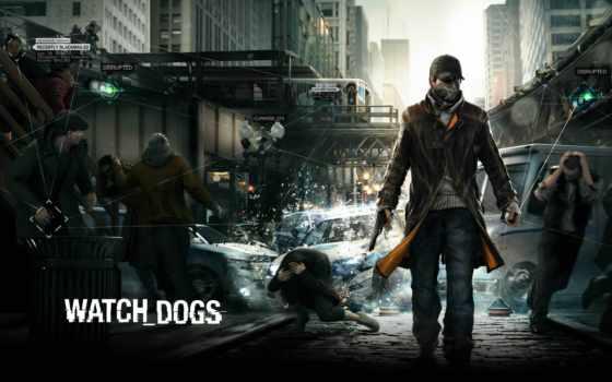 watch, dogs, игры,