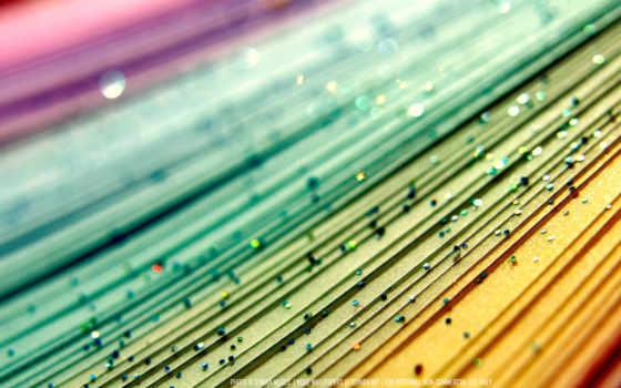 desktop, resolution, stars, background, download, lines, зелёный, красный, линии, colors, блестки, желтый, разноцветные, abstrakt, paper, sequins,