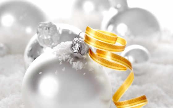christmas, ball Фон № 31284 разрешение 2560x1600