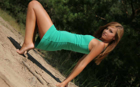devushki, девушка, платье Фон № 88311 разрешение 1920x1200
