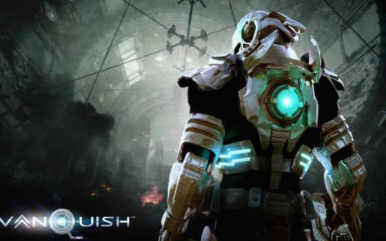 vanquish, starcraft, robot