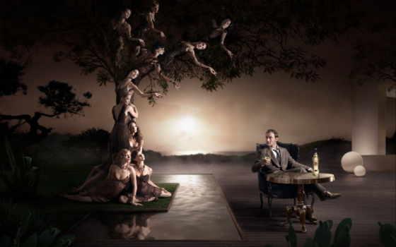 реклама, разное, банка, дерево, прикольные, possible, страница, картинкой, мужчины,