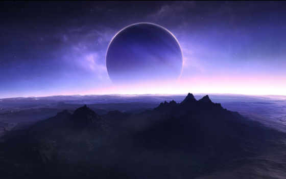 eclipse, солнечное, картинка, планеты, терка, лунное, full, заставки,